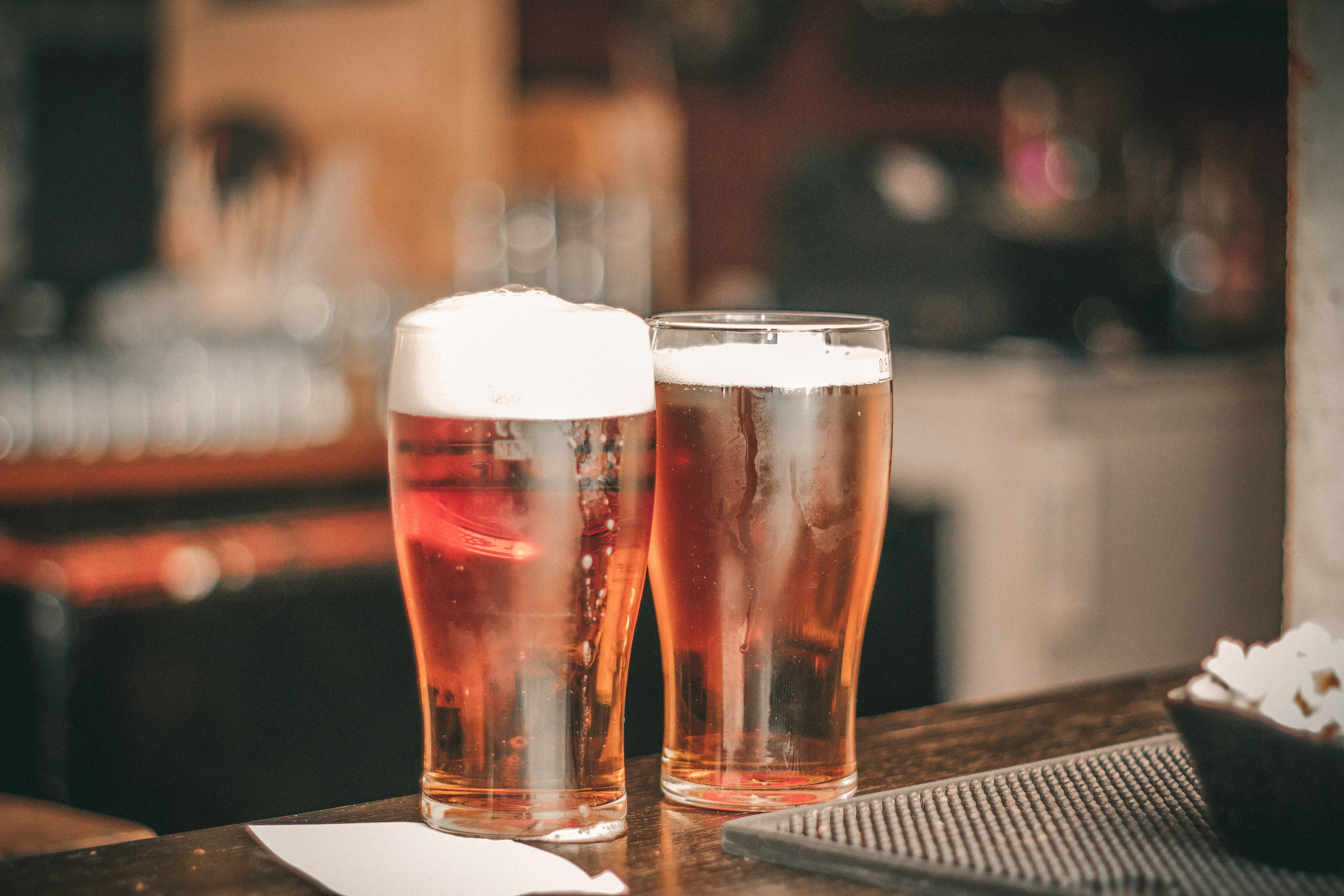 tjekkisk øl