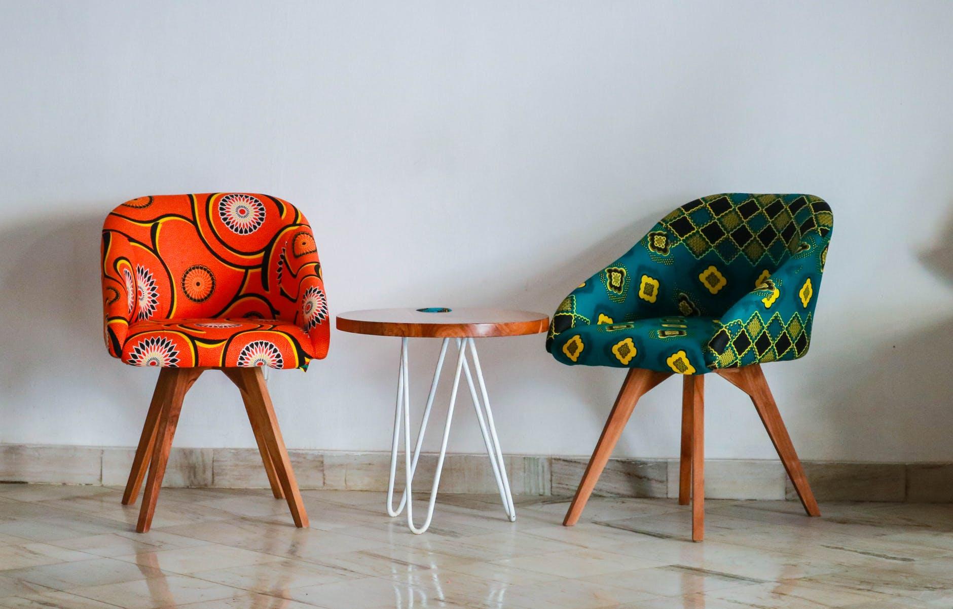 2 specielle stole